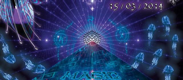 Magic Medusa 15 Mars 2014