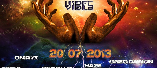 Fusion Vibes 20 Juillet 2013