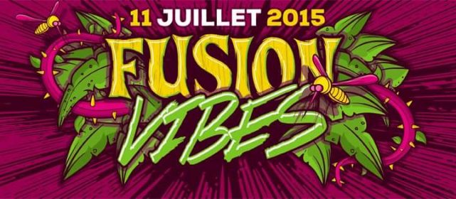 Fusion Vibes 3 – Psymagik-people & Synapsys – 11 juillet 2015