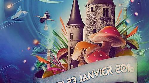 Castle Party   Psymagik-people & Amplitude – 23/01/2016