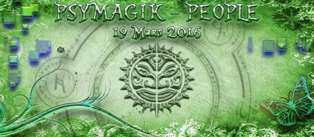 Psychedelique Party – 19/03/2016